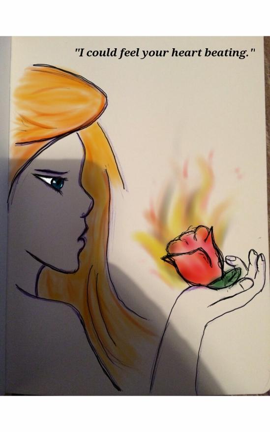 Sarah Rose Flames
